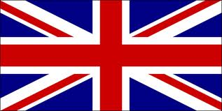 Large United Kingdom Flag