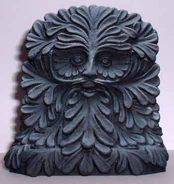 Wise Green Man